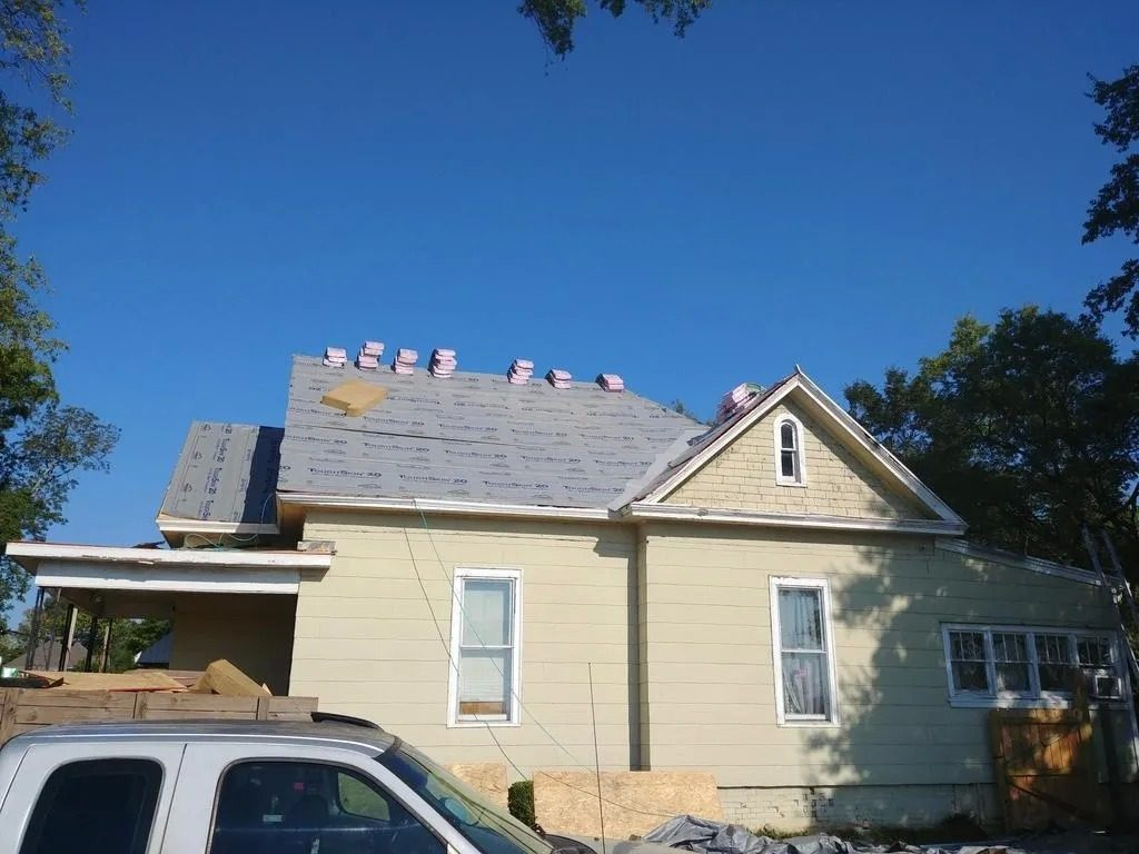 Roofing Companies Madison AL