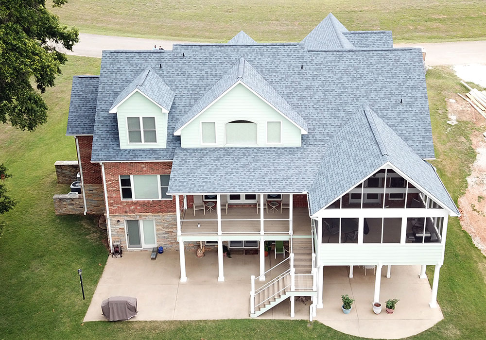 Traditional Shingle Roof Contractor Decatur, Huntsville, Madison